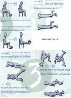 гимнастика для профилактики заболеваний суставов
