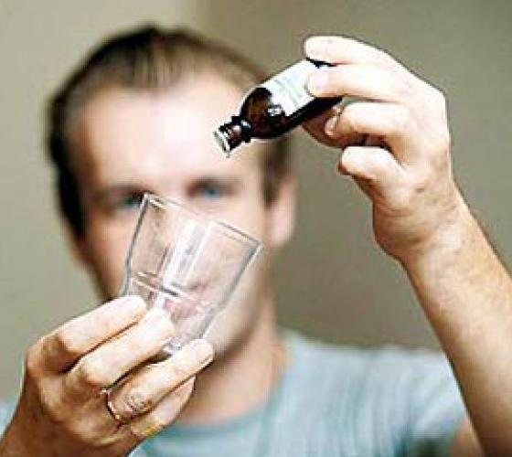 Домашние лекарственные средства от запоя